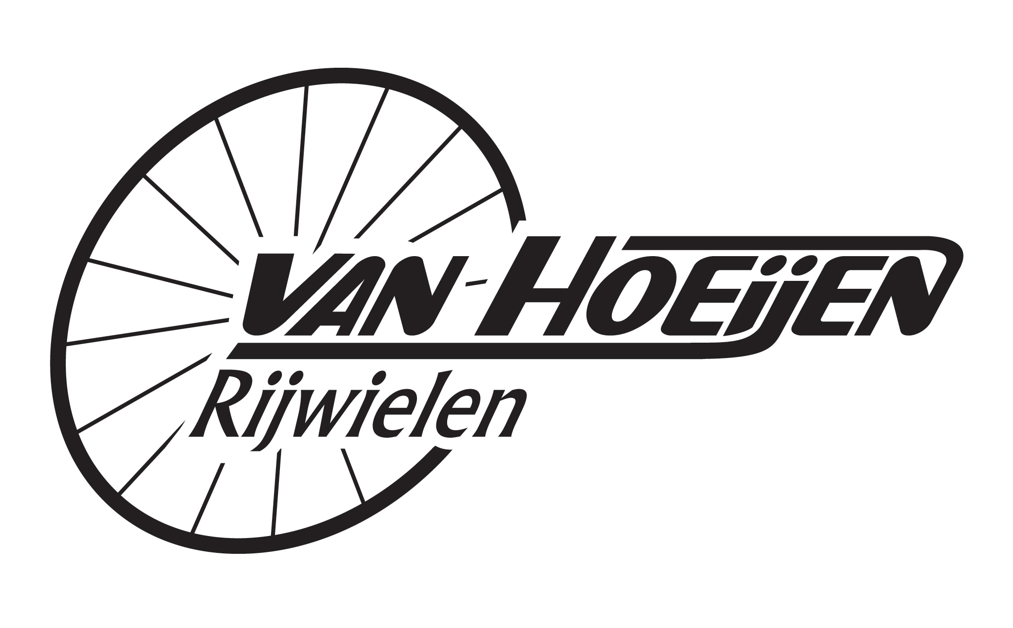 A fun logo design for a bike shop in Amersfoort - The Netherlands.